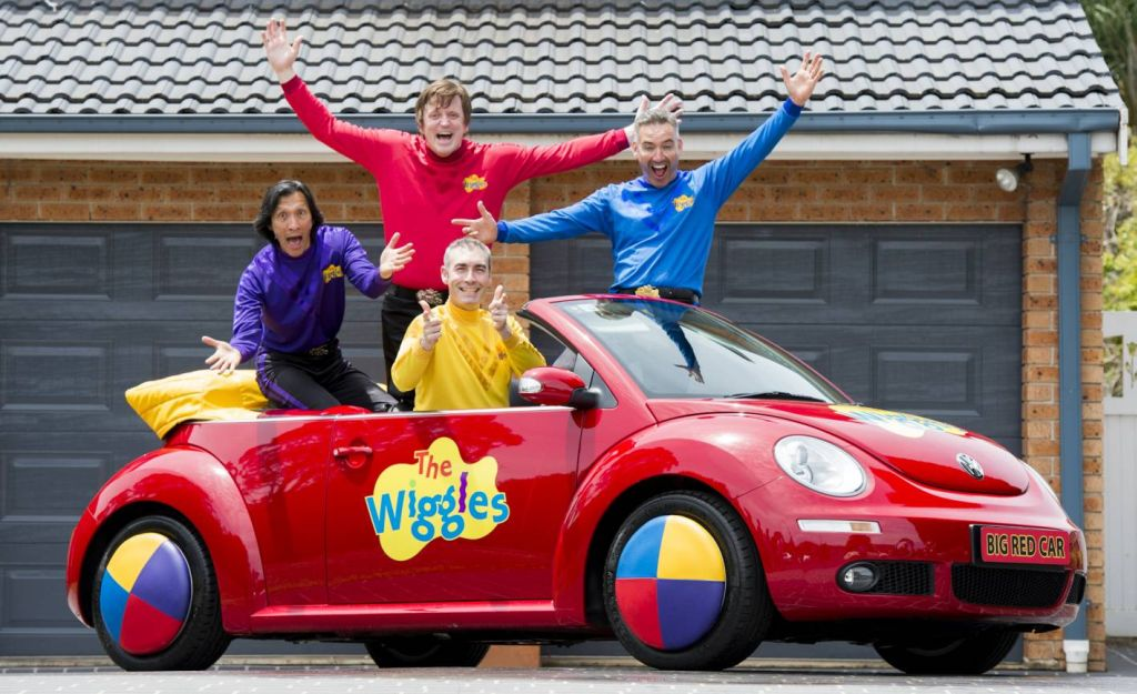 BOTANY, AUSTRALIA – Dec 10, 2012: The auction of TheWiggles ...