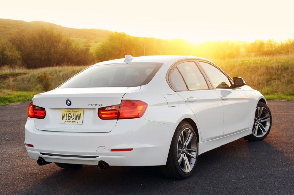 Used Bmw 5 Series Review >> 2013 BMW 335i Ride and Review By John Heilig