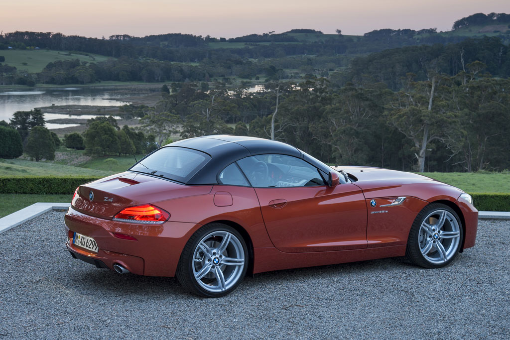 Updated 2014 bmw z4 gets more engine choices includes full bmw photo select to view enlarged photo sciox Choice Image