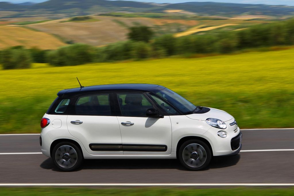 New Fiat 500l PreLaunch Offers And Finance Deals Announced