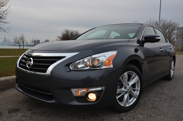 2013 nissan altima drive and review by larry nutson