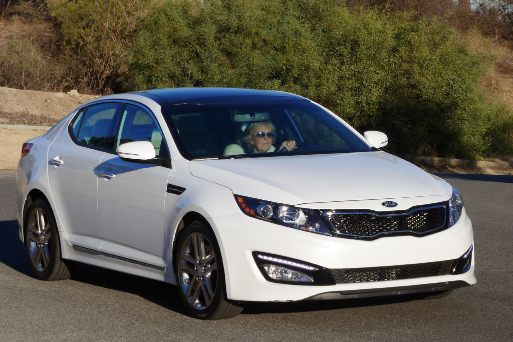 First Drive 2013 Kia Optima Sx Limited By Henny Hemmes