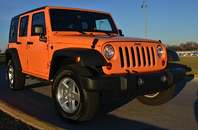 Jeep Connectivity Group >> 2013 Jeep Wrangler Unlimited Sport 4x4 Chicagoland Review By Larry Nutson