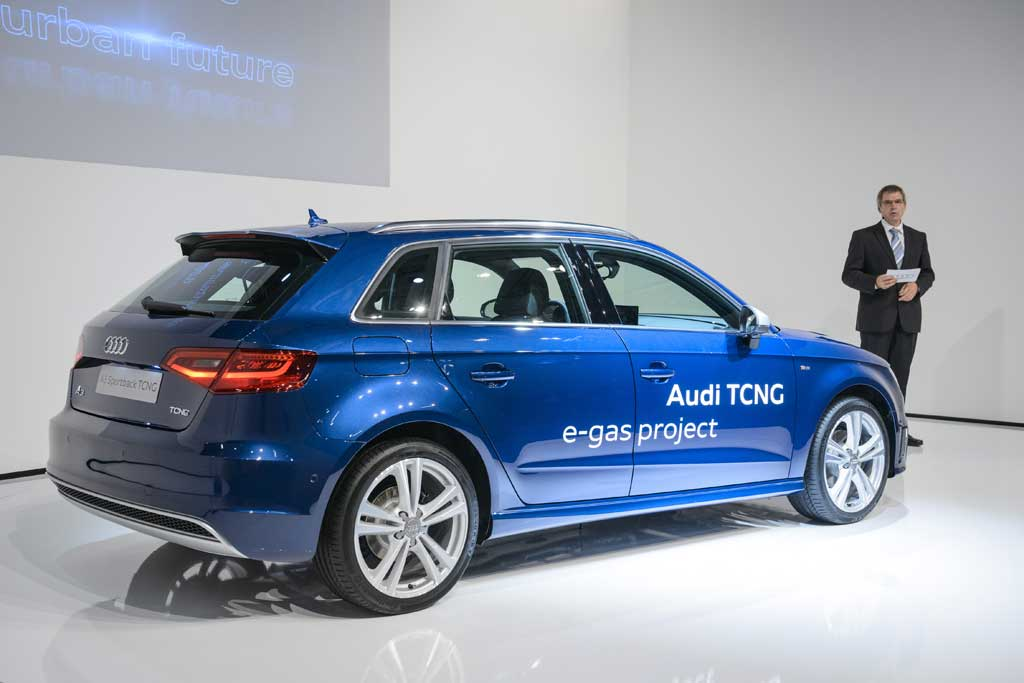 Car Maker Audi To Synthesize Sustainable Fuels