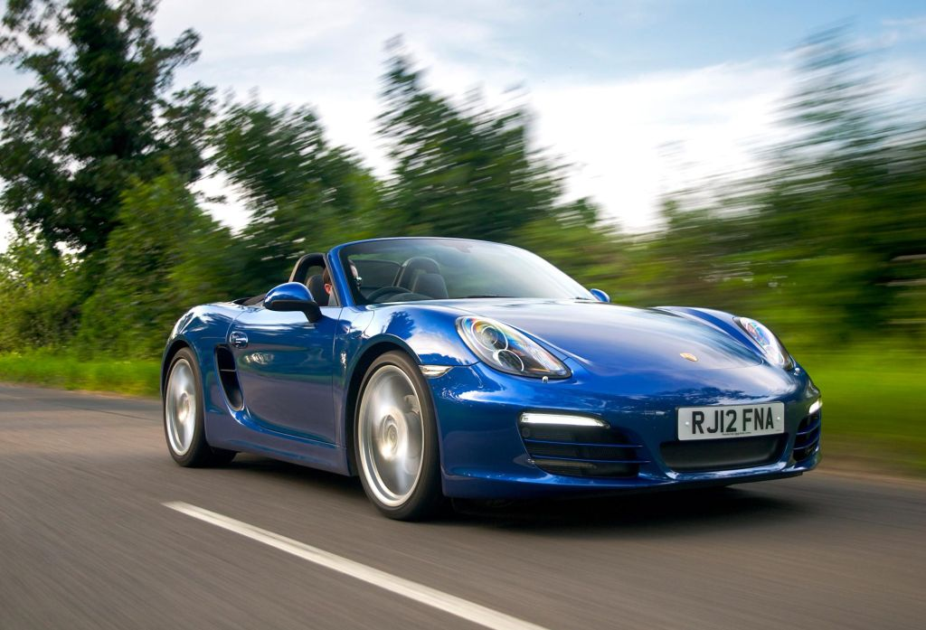 Porsche Boxster Wins What Car Sports Car Of The Year Award