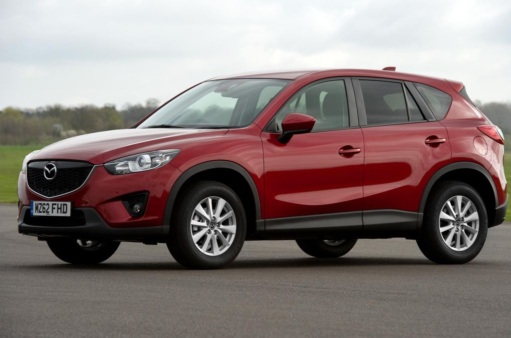 SUV as Britain's 'Best Buy' SUV in the under£25,000 category