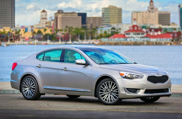Kia Announces North American Debut Of The 2014 Cadenza At