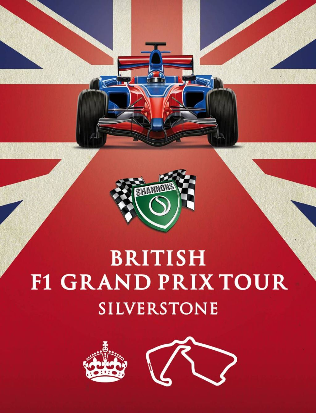 Win VIP Tickets to the British F1 GP With Shannons