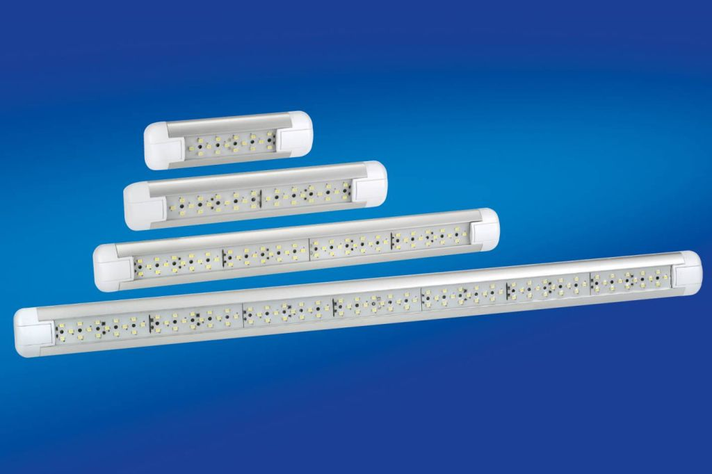 Narvau0026#39;s Sleek and Versatile High Powered L.E.D Strip Lamps Suit Interior and Exterior Applications