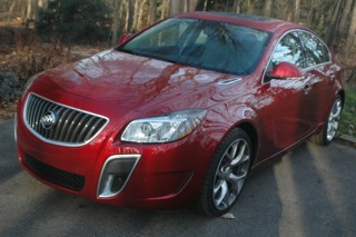 2013 Buick Regal GS Review By Steve Purdy