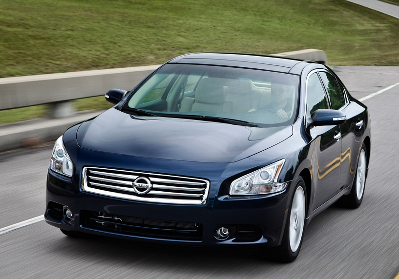 2013 nissan maxima 3 5 sv review by steve purdy. Black Bedroom Furniture Sets. Home Design Ideas