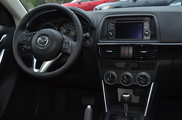 2014 mazda cx-5 2.5l ride and reviewlarry nutson