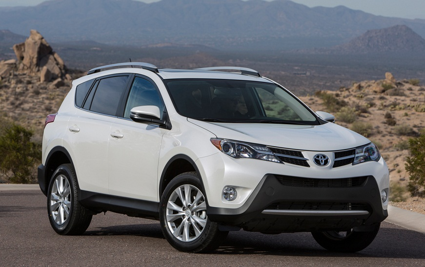 2013 Toyota RAV4 -- First Drive By Steve Purdy