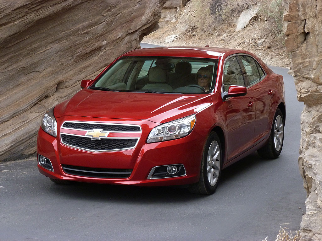 2013 Chevrolet Malibu Eco Test Drive By Henny Hemmes