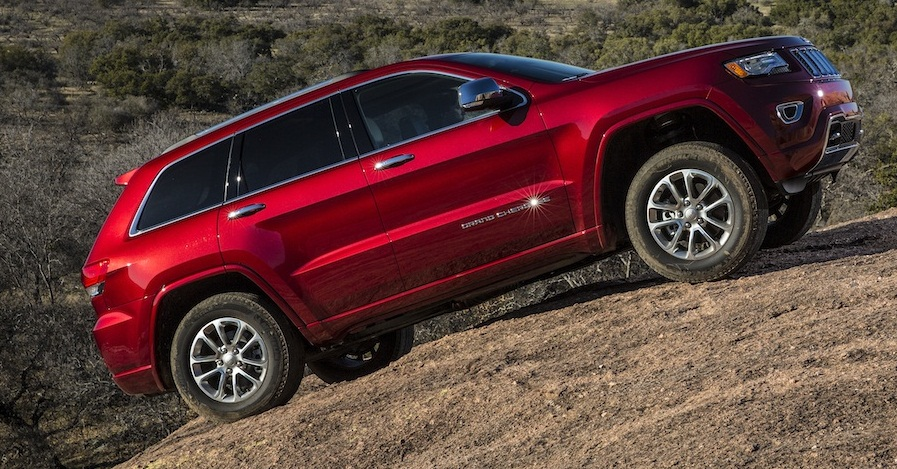 2014 jeep grand cherokee new car review by marty bernstein. Cars Review. Best American Auto & Cars Review
