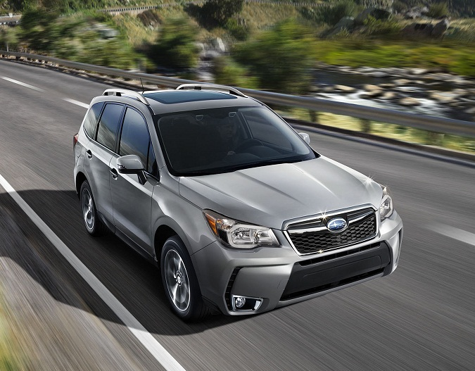 The All-New 2014 Subaru Forester: A Supremely Capable SUV