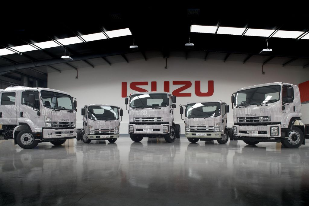 Isuzu Truck Appoints Brand New North London Main Dealership