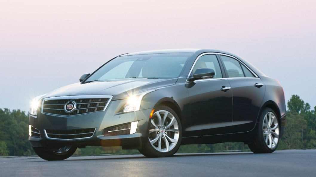 2013 Cadillac ATS Review - By Michael Bernstein