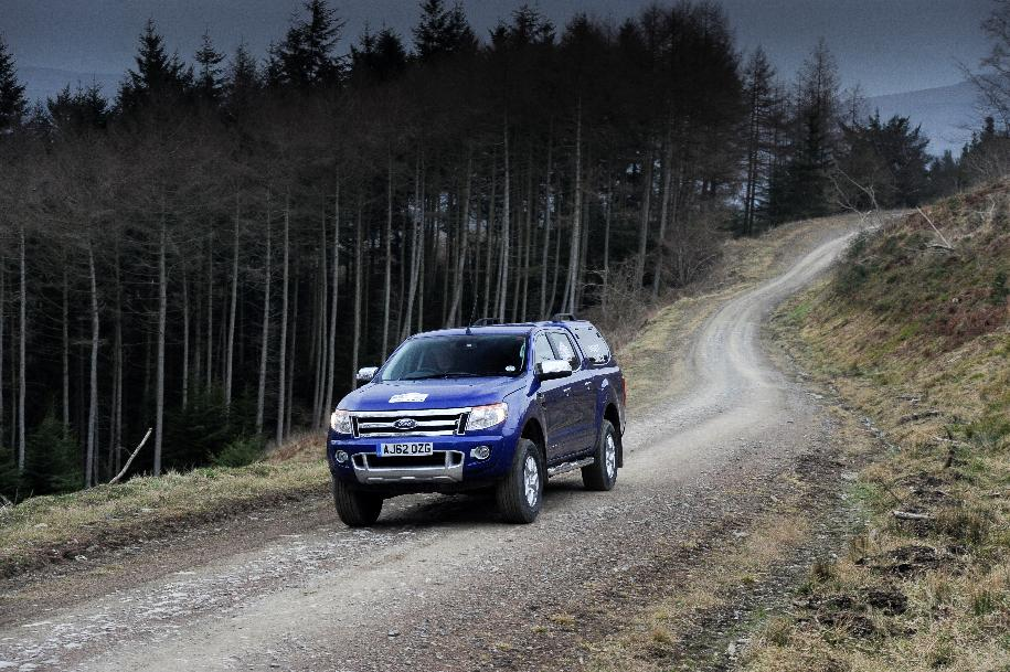 Ford Rangers Lift Load For Mac X Charity Event Lg