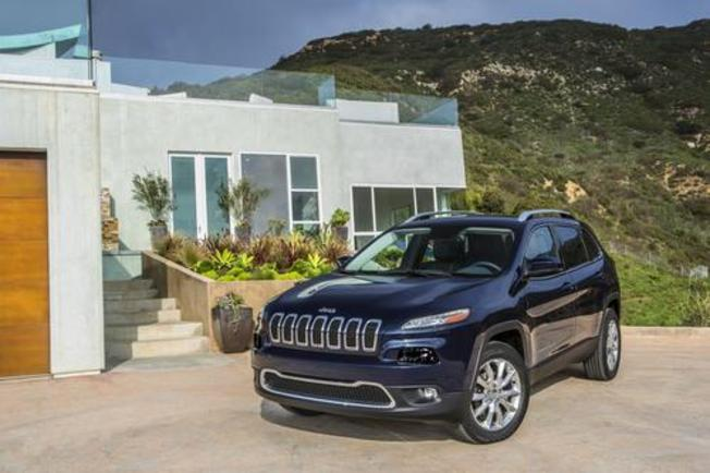 All-new 2014 Jeep Cherokee: No-compromise Mid-size SUV Sets a New