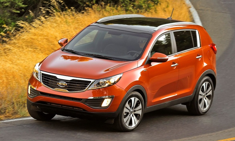 Wonderful 2013 Kia Sportage