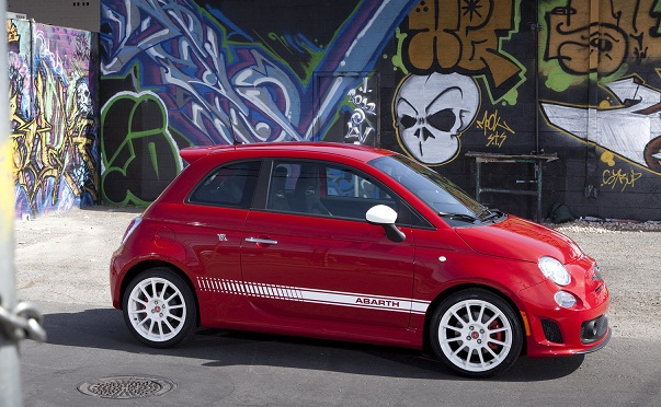 2013 Fiat 500 Abarth - Carey Russ Review