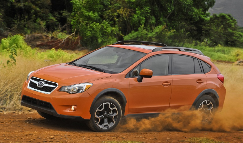2018 Subaru Crosstrek Mpg >> 2013 Subaru XV Crosstrek Limited Review By Carey Russ