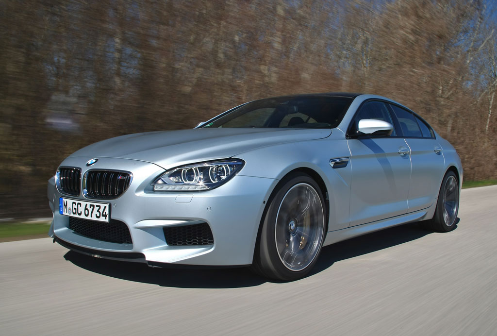 First Drive 2014 Bmw M6 Gran Coupe By Henny Hemmes