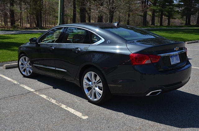2014 Chevrolet Impala Prices, Reviews And Pictures | U.S. News .
