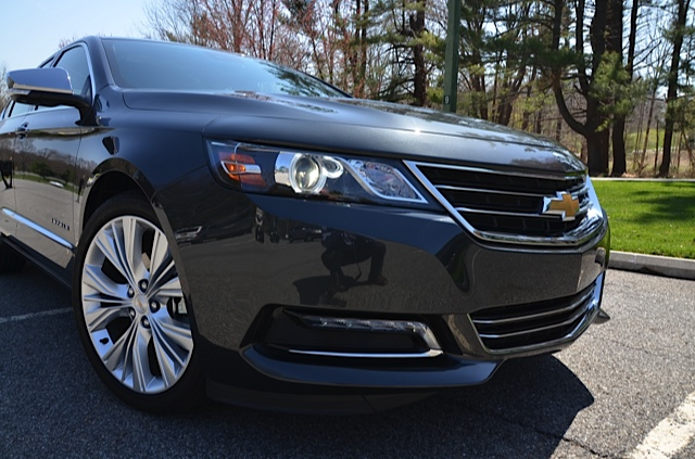 2014 Chevrolet Impala Review By Larry Nutson