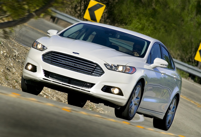 2013 ford fusion titanium awd review by carey russ. Black Bedroom Furniture Sets. Home Design Ideas
