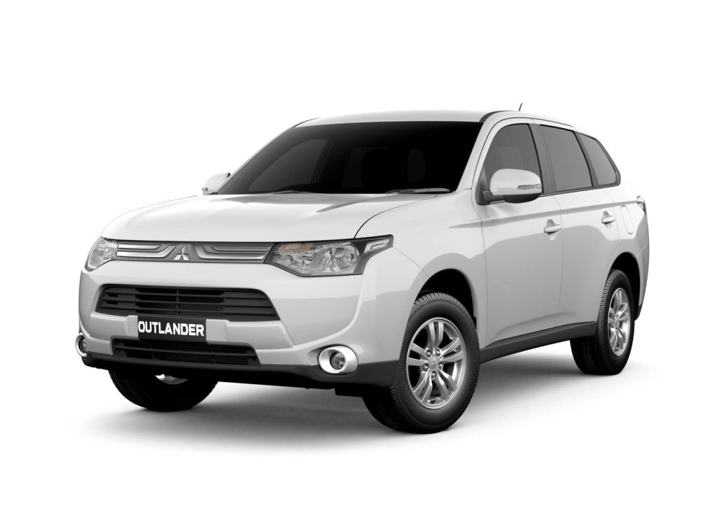 Mitsubishi Motors 39 Outlander Recognised As Fiscal Year