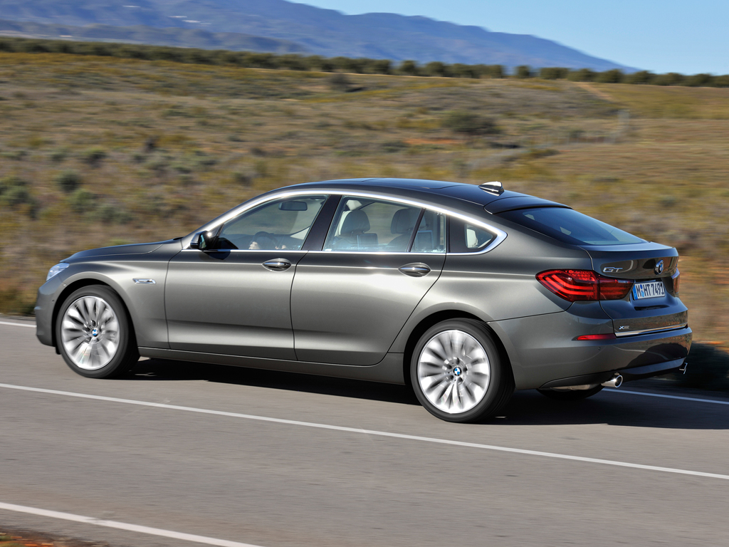 2014 BMW 5 Series Gets Makeover