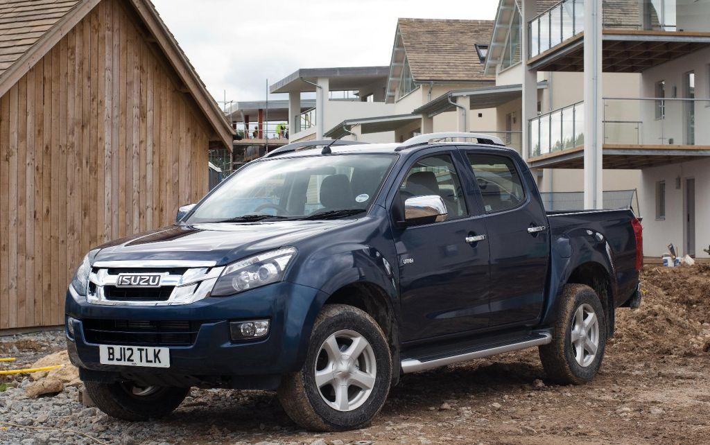 Isuzu D-Max Crowned \'Best Pick-Up\' At Annual Fleet Awards