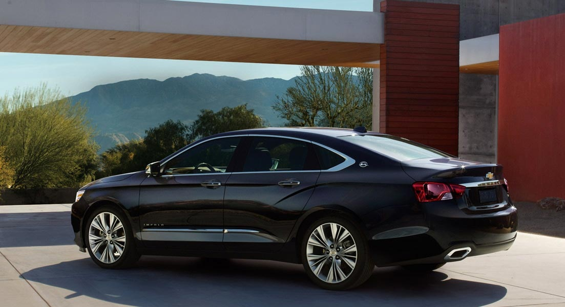 2014 Chevrolet Impala Review By John Heilig