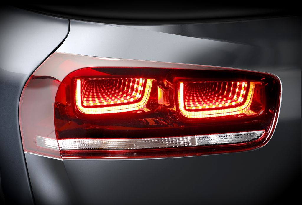 Tail Lights Made By Hella Impress With Their Innovative