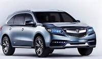 2014 Acura  on All New 2014 Acura Mdx Takes Luxury Refinement To A New Level With