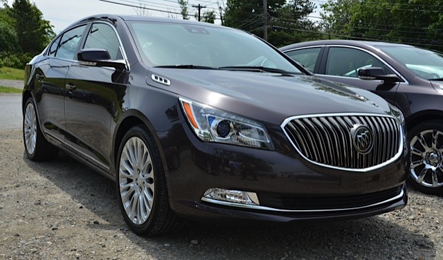 Northeast Auto Sales >> 2014 Buick LaCrosse First Drive Review By Larry Nutson