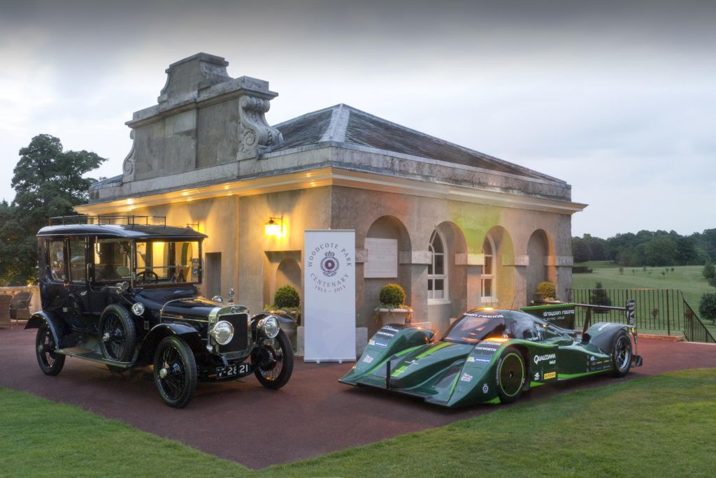 lord drayson s record breaking car stars at royal automobile club s