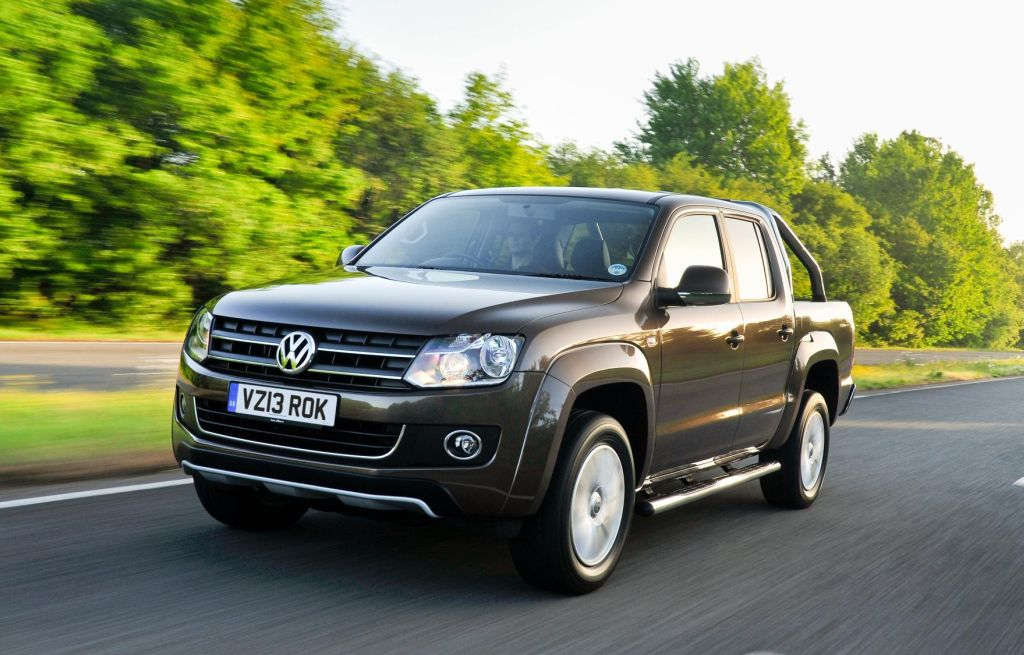 Volkswagen Amarok Scoops Best Pick-Up Honour At The 2013 Auto ...