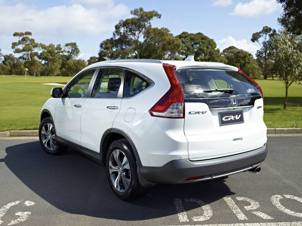 Honda cr v tops the petrol suv market in australia for Is a honda crv a suv
