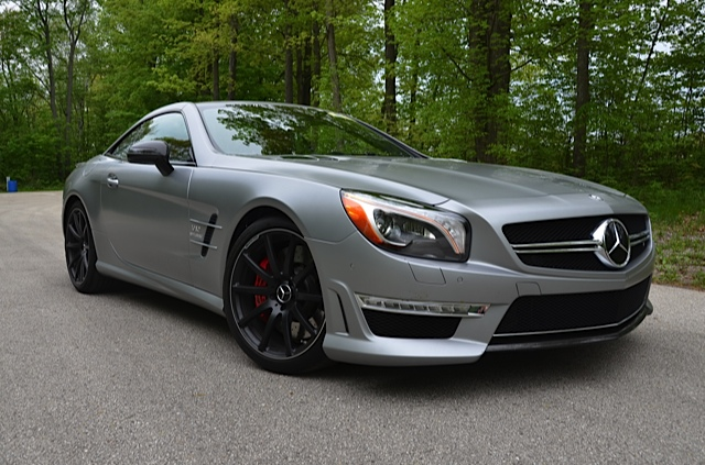 Military Discount Used Cars 2013 Mercedes-Benz SL-Class SL65 AMG Roadster Review By Larry Nutson