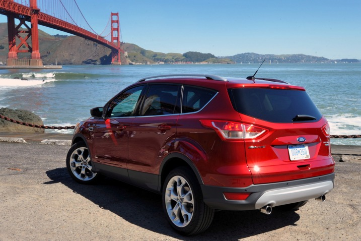2013 Ford Escape  Heels On Wheels Review