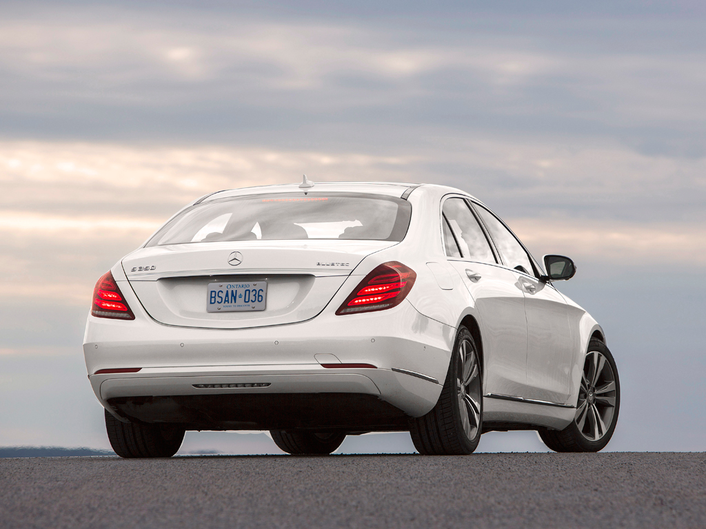 2014 Mercedes Benz S Class The Best Sedan In The World