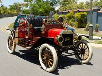 '911 Memorial' Fire Engine to Star in Shannons EKKA Display