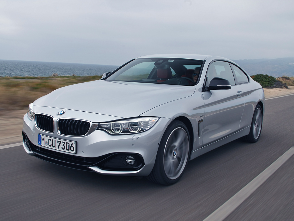 2014 BMW 4 Series Coupe Production Model First Drive