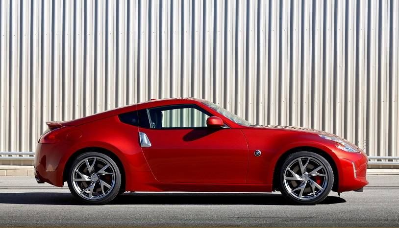 2013 Nissan 370Z Review By Carey Russ + 240Z Bonus And ...