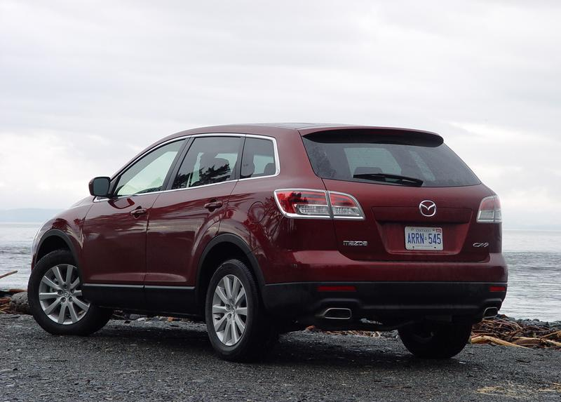 2013 Mazda CX-9 7 Passenger Review By Steve Purdy