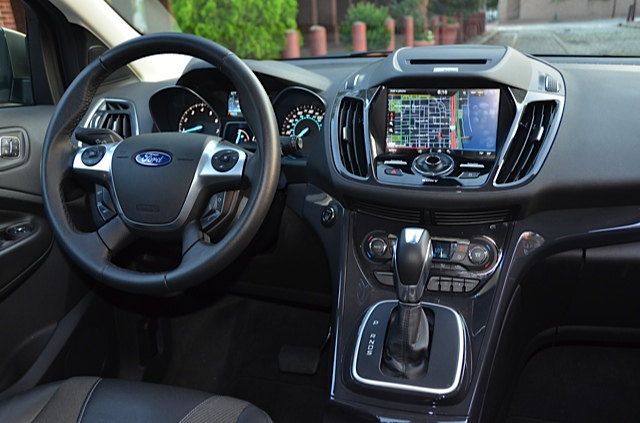 2013 Ford Escape Review By Larry Nutson