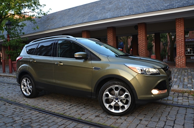 2013 ford escape review by larry nutson. Cars Review. Best American Auto & Cars Review
